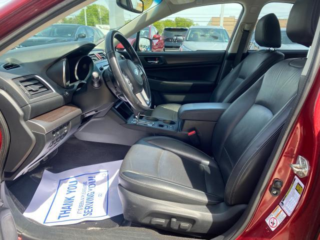2015 Subaru Legacy Limited & Tech Pkg
