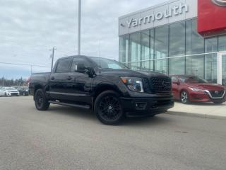 Used 2019 Nissan Titan Sv Midnight for sale in Yarmouth, NS