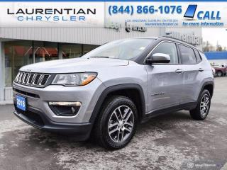 Used 2018 Jeep Compass North!! 4WD!! BACKUP CAMERA!! BLUETOOTH!! for sale in Sudbury, ON