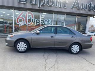 Used 2004 Toyota Camry 4DR SDN SE AUTO for sale in Alma, QC