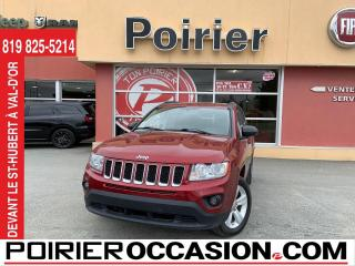 Used 2011 Jeep Compass North Edition GROUPE ÉLECTRIQUE for sale in Val-D'or, QC