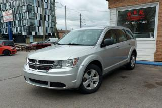 Used 2013 Dodge Journey Canada Value Pkg for sale in Oshawa, ON