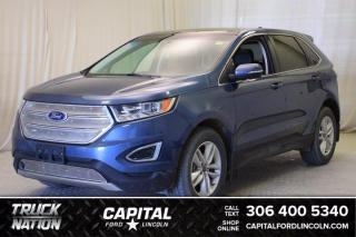 Used 2018 Ford Edge SEL AWD for sale in Regina, SK