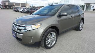 Used 2014 Ford Edge SEL for sale in New Hamburg, ON