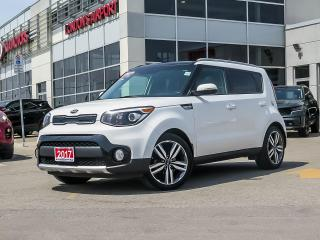 Used 2017 Kia Soul EX PREMIUM for sale in London, ON
