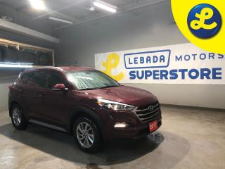 Used 2017 Hyundai Tucson Back Up Camera * Cruise Control * Steering Wheel Controls * Hands Free Calling * Heated Cloth Seats * Heated Steering Wheel * AM/FM/SXM/USB/Aux/BT * 1 for sale in Cambridge, ON