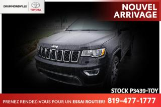 Used 2019 Jeep Grand Cherokee LIMITED| INTÉGRAE| 20 POUCES for sale in Drummondville, QC