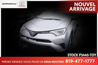 Used 2018 Toyota RAV4 INTÉGRALE| SIÈGES CHAUFFANTS| MAGS for sale in Drummondville, QC