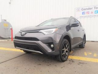 Used 2017 Toyota RAV4 se for sale in Gander, NL