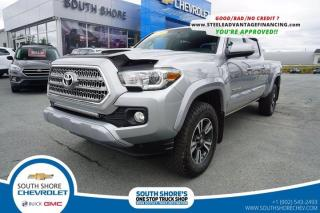 Used 2017 Toyota Tacoma TRD Off Road for sale in Bridgewater, NS