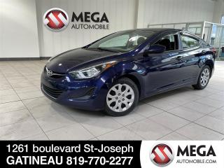 Used 2014 Hyundai Elantra SE for sale in Gatineau, QC