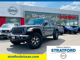 Used 2021 Jeep Wrangler Unlimited Rubicon for sale in Stratford, ON