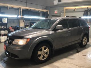 Used 2012 Dodge Journey SE * 5 Passenger * Remote Starter * UConnect * Cruise Control * Steering Wheel Controls * Push Button Start * AM/FM/SXM/CD/USB/Aux/Bluetooth * Voice R for sale in Cambridge, ON