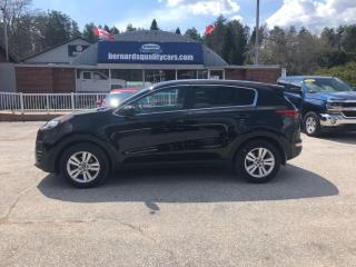Used 2017 Kia Sportage LX for sale in Flesherton, ON