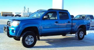Used 2005 Toyota Tacoma SR5 for sale in North Battleford, SK