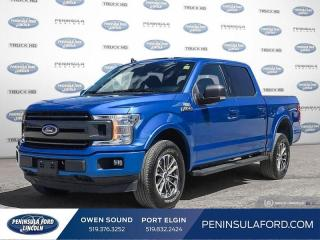 Used 2019 Ford F-150 XLT -  Android Auto - $324 B/W for sale in Port Elgin, ON
