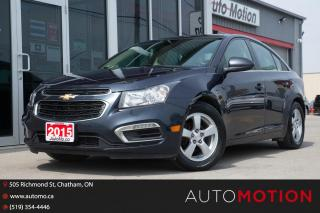 Used 2015 Chevrolet Cruze for sale in Chatham, ON