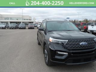 New 2021 Ford Explorer XLT for sale in Brandon, MB