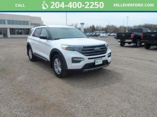 New 2021 Ford Explorer XLT for sale in Brandon, MB