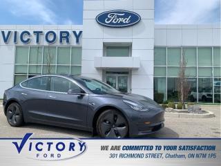 Used 2020 Tesla Model 3 Long Range | DUAL MOTOR | AUTOPILOT for sale in Chatham, ON