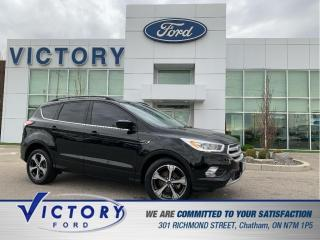 Used 2018 Ford Escape SEL | NAVIGATION | ADAPTIVE CRUISE for sale in Chatham, ON