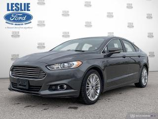 Used 2016 Ford Fusion SE for sale in Harriston, ON