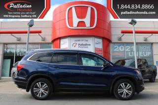Used 2017 Honda Pilot EX-L - VENTSHADE VISORS BLIND SPOT CAMERA - for sale in Sudbury, ON