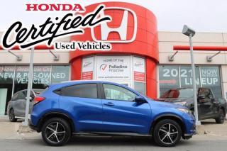 Used 2019 Honda HR-V Sport - HONDA CERTIFIED - RATES STARTING @ 3.69% OAC - for sale in Sudbury, ON