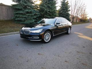 Used 2017 BMW 7 Series for sale in Innisfil, ON
