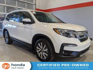 Used 2019 Honda Pilot EX-L NAVI for sale in Red Deer, AB