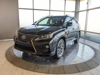 Used 2015 Lexus RX 350 | HUD | 3M | H&C Seats | 2 Wheel Sets | No Accidents for sale in Edmonton, AB