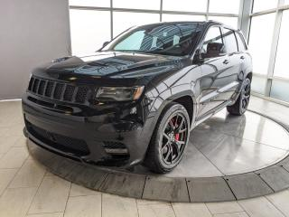 Used 2019 Jeep Grand Cherokee SRT | Adaptive Cruise | Harman Kardon | Pano Roof | Park Assist | No Accidents for sale in Edmonton, AB