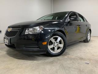 Used 2014 Chevrolet Cruze 2LT for sale in Owen Sound, ON