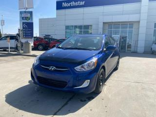 Used 2017 Hyundai Accent SE/HATCH/SUNROOF/HEATEDSEATS/POWERGROUP/AC/ for sale in Edmonton, AB