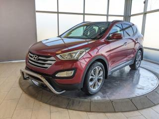 Used 2014 Hyundai Santa Fe Sport NO ACCIDENTS - ONE OWNER! for sale in Edmonton, AB