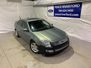 Used 2008 Ford Fusion SEL for sale in Peace River, AB
