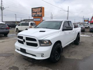Used 2014 RAM 1500 Sport*4X4*ONLY 156KMS*QUAD CAB*SCREEN**CERTIFIED for sale in London, ON