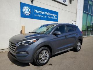 Used 2017 Hyundai Tucson PREMIUM 2.0L AWD - HTD SEATS / HTD WHEEL / BACKUP CAM for sale in Edmonton, AB