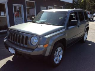 Used 2011 Jeep Patriot north for sale in Parksville, BC