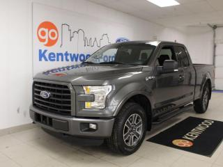 Used 2015 Ford F-150 XLT | 4x4 | Sport | Trailer Tow | Rear Camera | for sale in Edmonton, AB