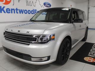 Used 2019 Ford Flex Limited | AWD | Nav | Vista Roof | 20
