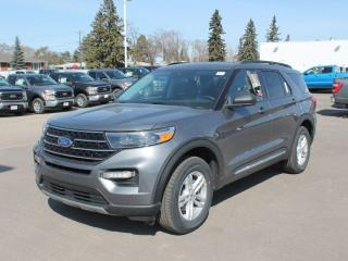 New 2021 Ford Explorer XLT | 4WD | Heated Seats/Steering | Remote Starter for sale in Edmonton, AB