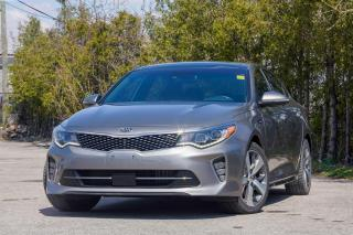 Used 2018 Kia Optima SXL Turbo for sale in Etobicoke, ON