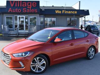 Used 2018 Hyundai Elantra Limited TOP TRIM! FULLY LOADED! for sale in Saskatoon, SK