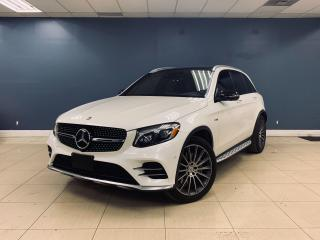 Used 2017 Mercedes-Benz GLC-Class AMG GLC 43 ACC 360 Camera Lane Assist Blind Spot  for sale in North York, ON