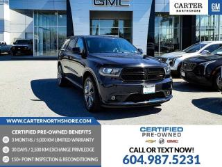 Used 2015 Dodge Durango SXT for sale in North Vancouver, BC