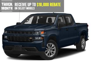 New 2021 Chevrolet Silverado 1500 Custom for sale in Burnaby, BC