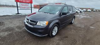 Used 2017 Dodge Grand Caravan SXT for sale in London, ON