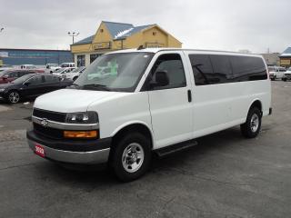 Used 2020 Chevrolet Express 3500 LT 6.0L Vortec 15 passenger Van BackCam for sale in Brantford, ON