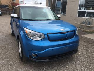 Used 2016 Kia Soul EV Luxury for sale in Waterloo, ON